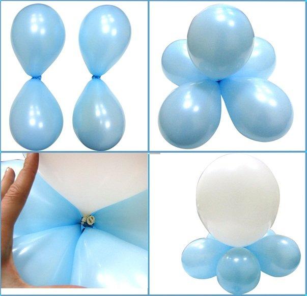 Фигурки из круглых шариков своими руками 83