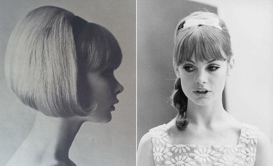 Прически 50 60 х годов фото