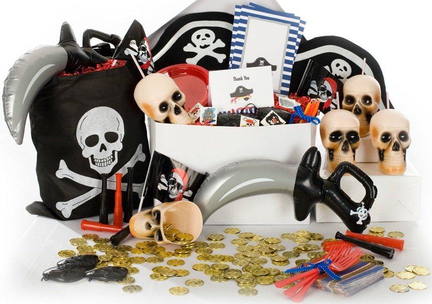 Пиратская атрибутика