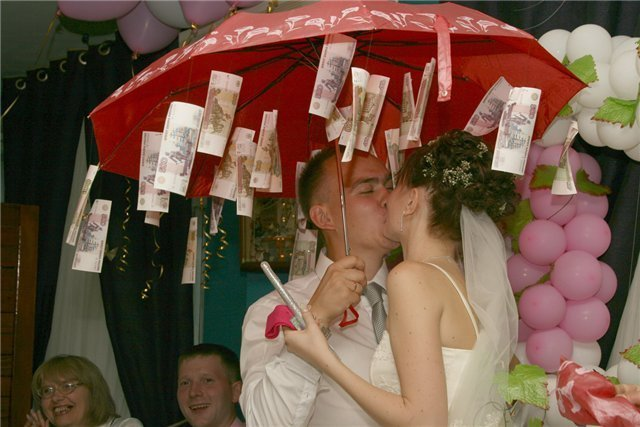 Прикольные поздравления и подарки на свадьбу от друзей
